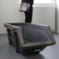 portaalcontainer klein